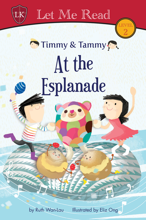 Timmy & Tammy Series (Level 2): At the Esplanade
