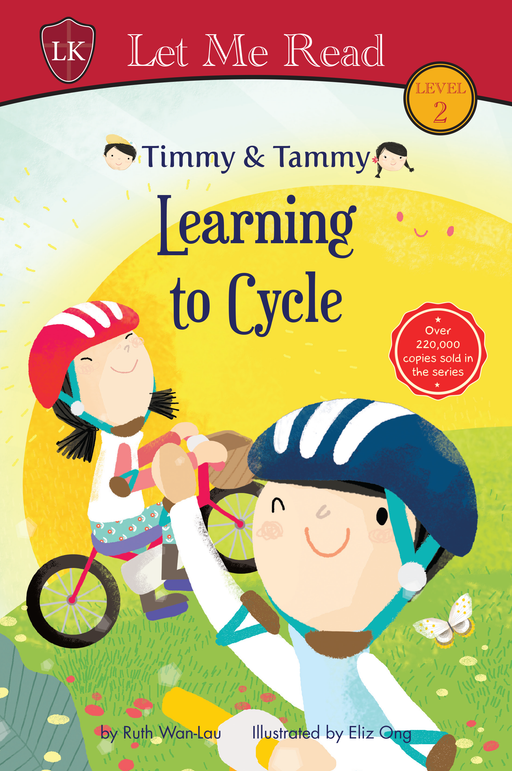 Timmy & Tammy Series (Level 2): Learning to Cycle