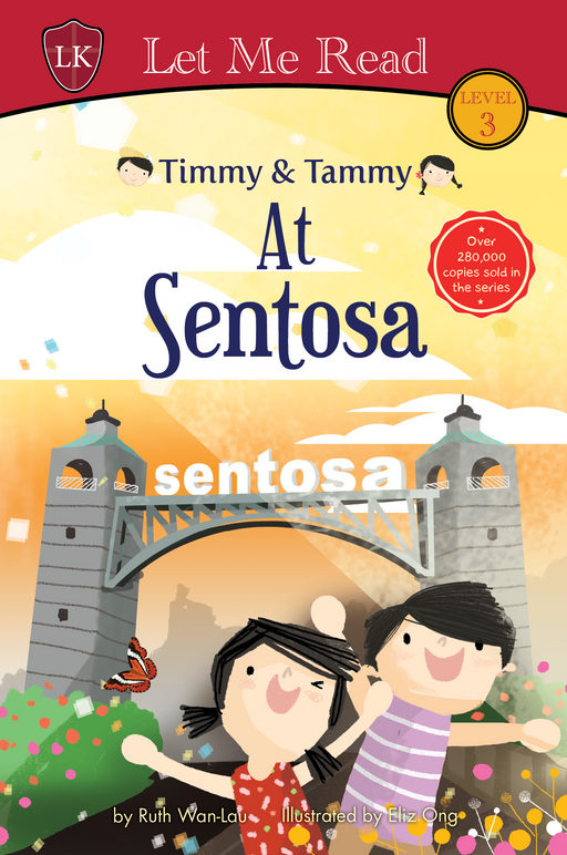 Timmy & Tammy Series (Level 3): At Sentosa