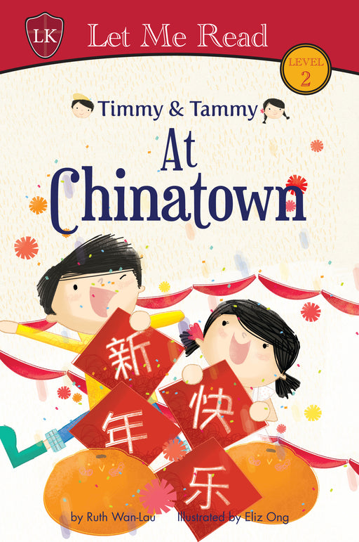 Timmy & Tammy Series (Set 2): At Chinatown