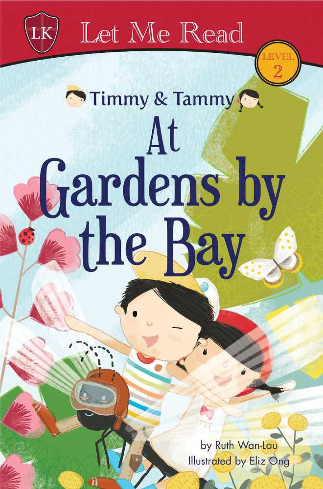 Timmy & Tammy Series (Set 3): At Gardens by the Bay - Localbooks.sg
