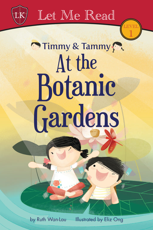 Timmy & Tammy Series (Set 2): At the Botanic Gardens