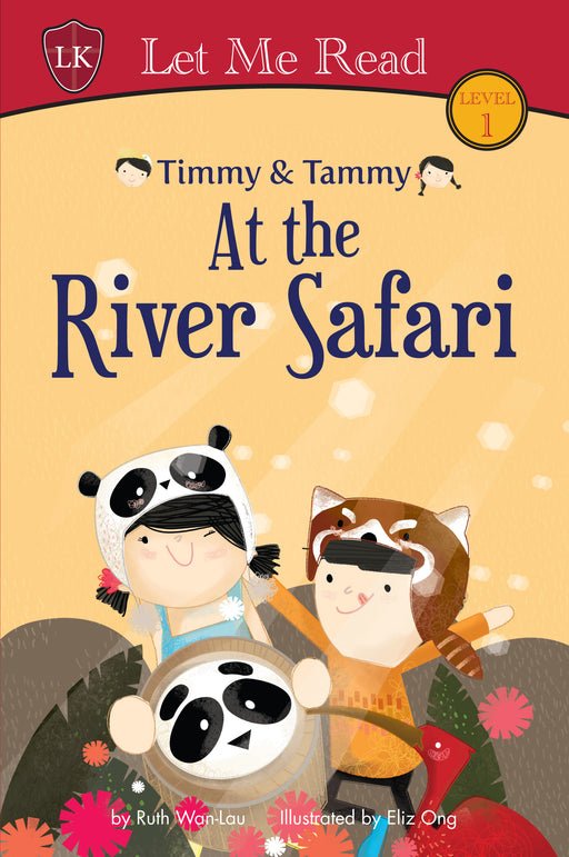 Timmy & Tammy Series (Set 2): At the River Safari