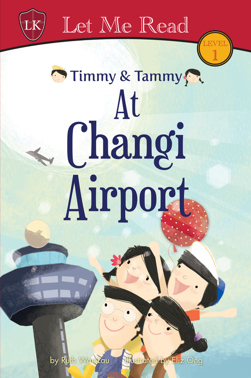Timmy & Tammy Series (Set 2): At Changi Airport