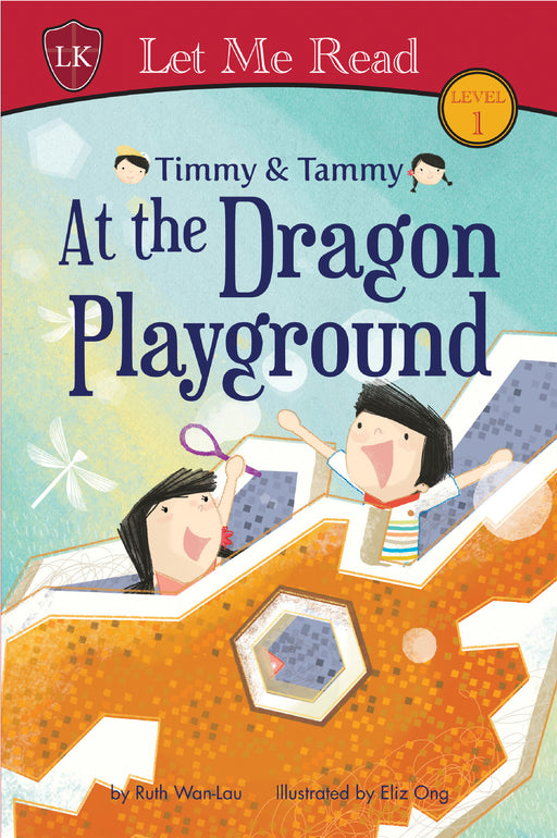 Timmy & Tammy Series (Set 3): At the Dragon Playground