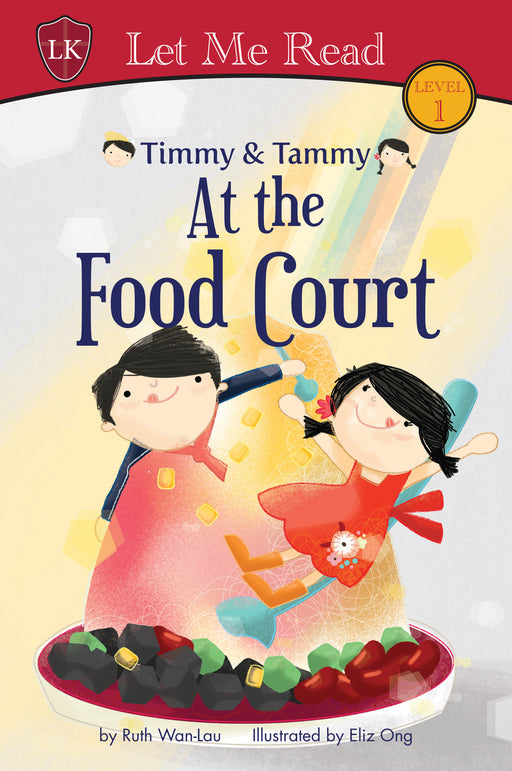 Timmy & Tammy Series (Set 1): At the Food Court