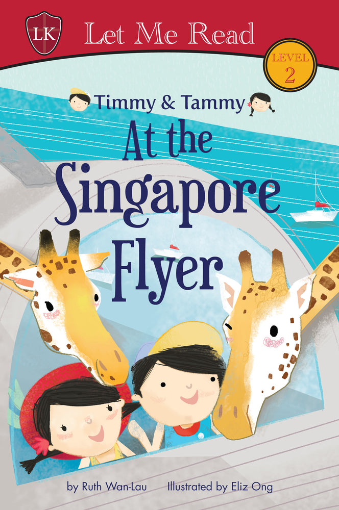 Timmy & Tammy Series (Set 1): At the Singapore Flyer
