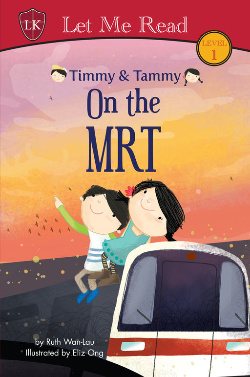 Timmy & Tammy Series (Set 1): On the MRT