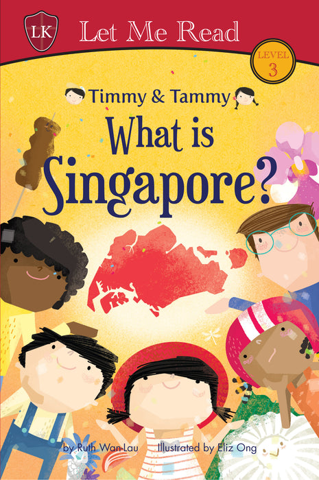 Timmy and Tammy: What is Singapore?