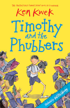 Timothy and the Phubbers - Localbooks.sg