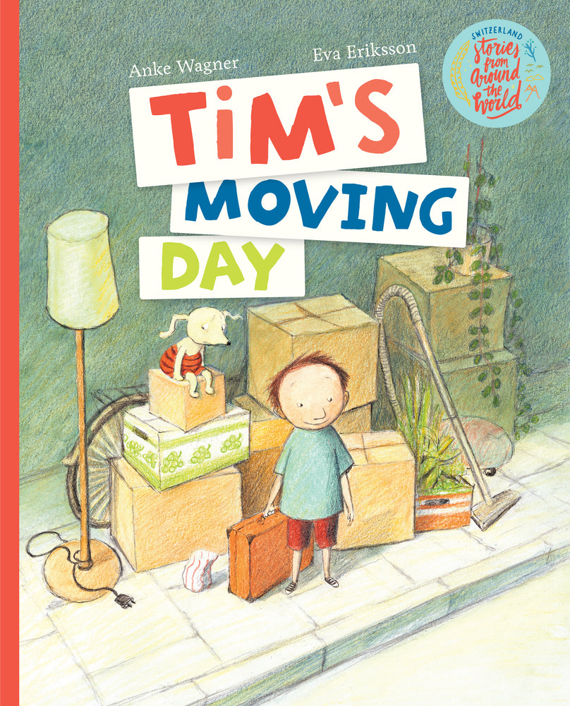 Tim's Moving Day - Localbooks.sg