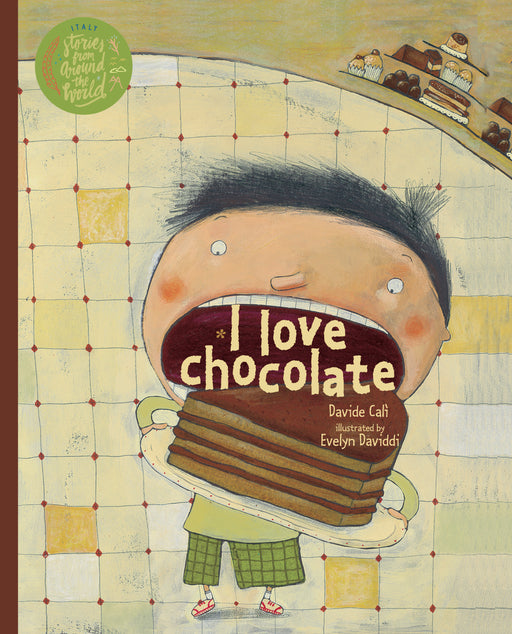 I Love Chocolate - Localbooks.sg