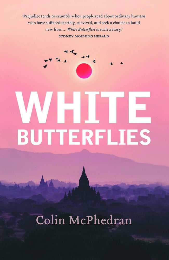 White Butterflies