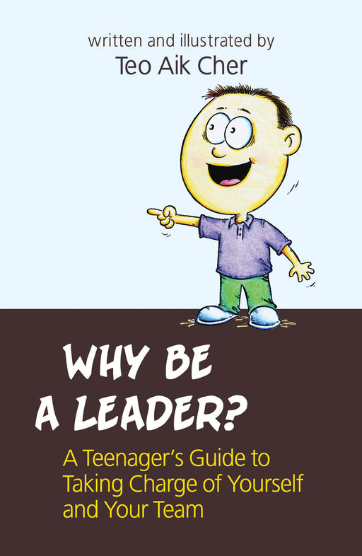 Why be a Leader?