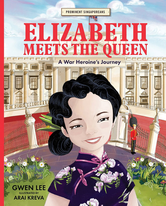 Elizabeth Meets the Queen