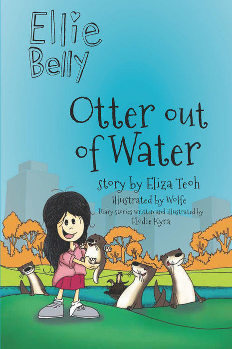 Ellie Belly: Otter Out of Water - Localbooks.sg