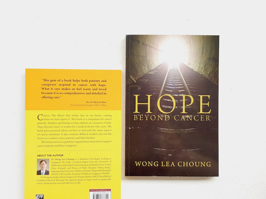Hope Beyond Cancer - Localbooks.sg