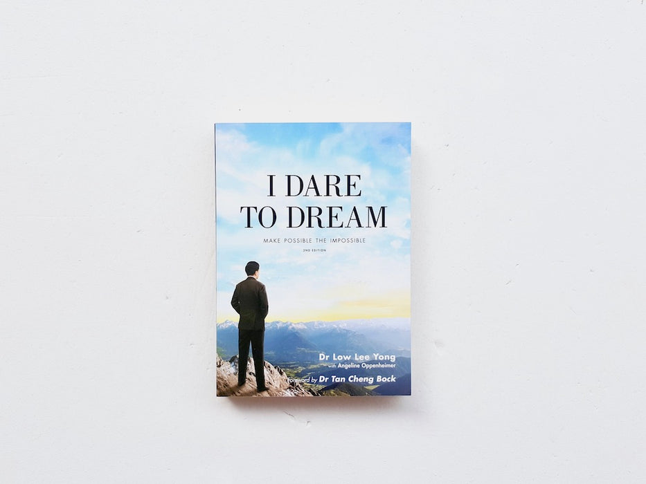I Dare to Dream - Localbooks.sg