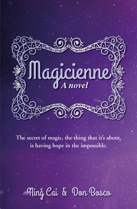 Magicienne by Ning Cai & Don Bosco