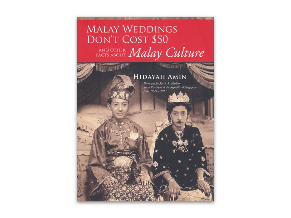 Malay Weddings Don't Cost $50 by Hidayah Amin