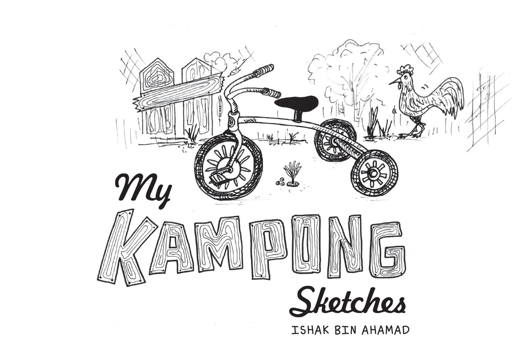 My Kampong Sketches