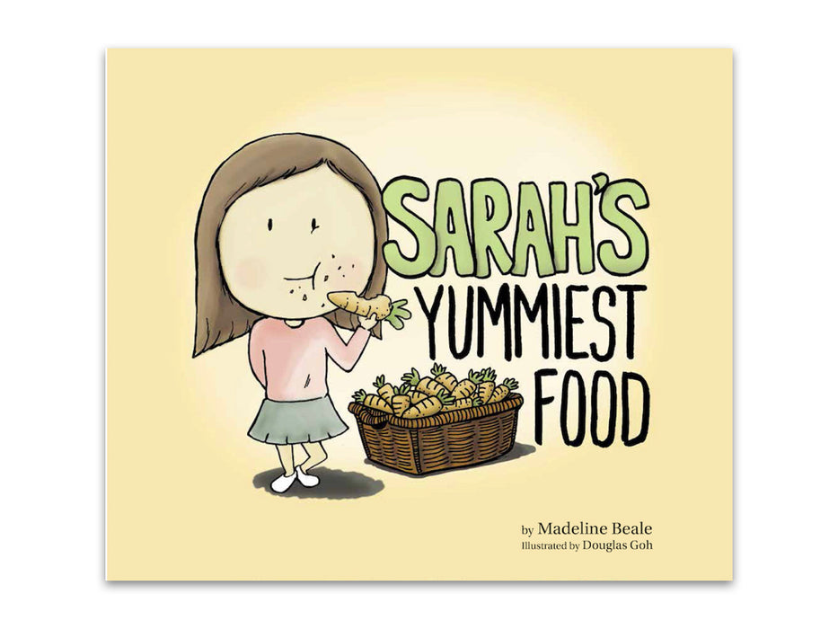 Sarah's Yummiest Food - Localbooks.sg