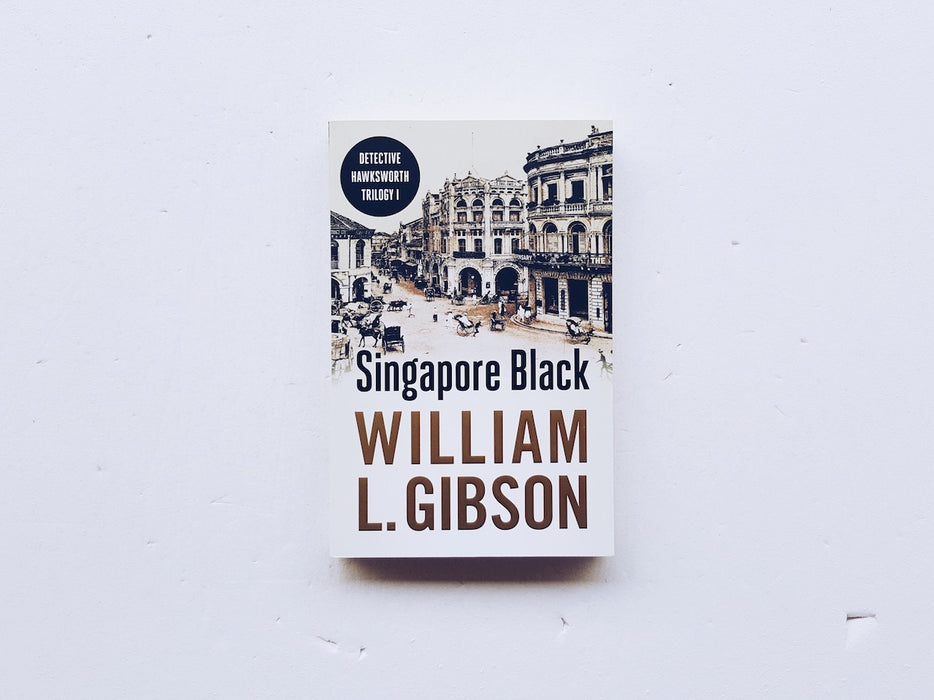Singapore Black - Localbooks.sg