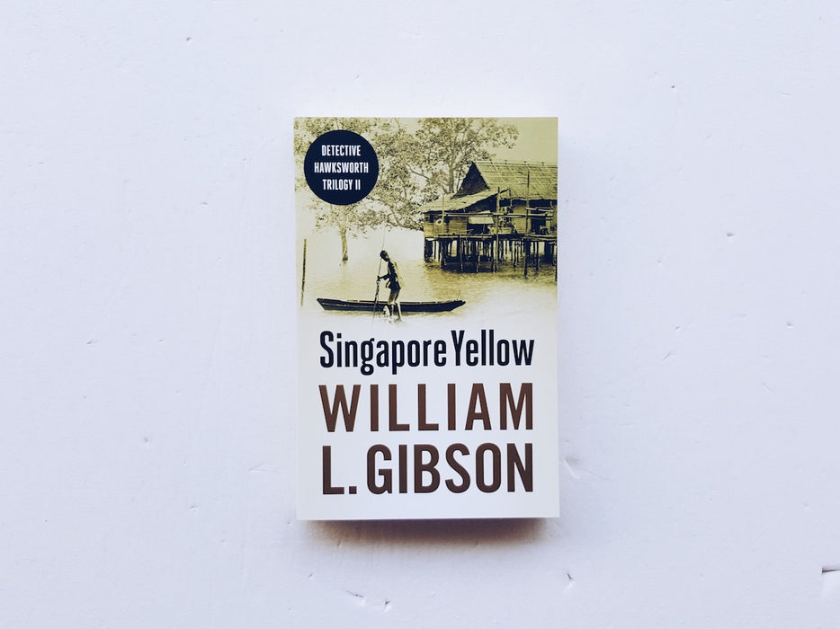 Singapore Yellow - Localbooks.sg