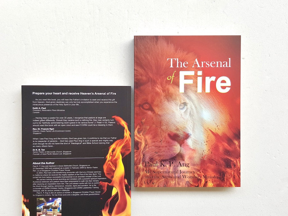 The Arsenal of Fire - Localbooks.sg