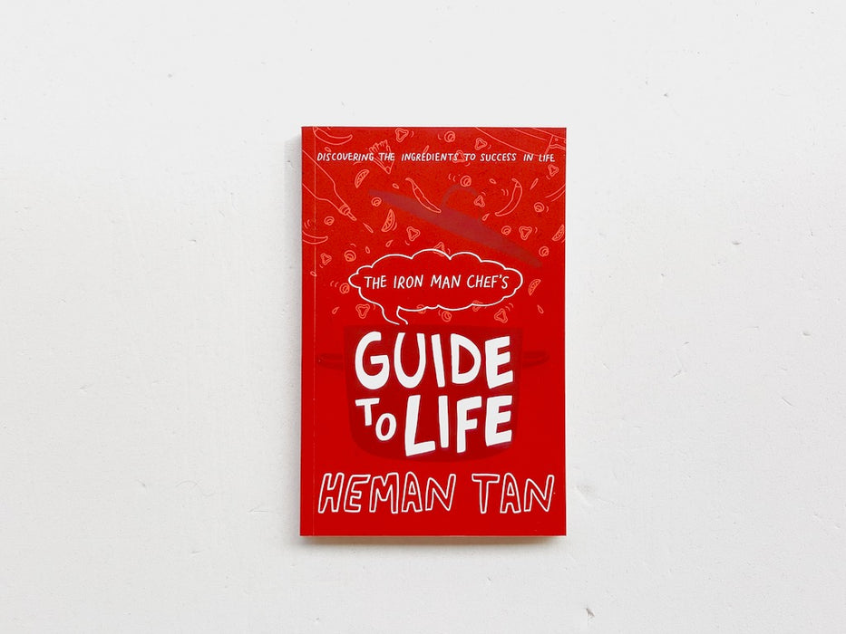 The Iron Man Chef's Guide to Life - Localbooks.sg