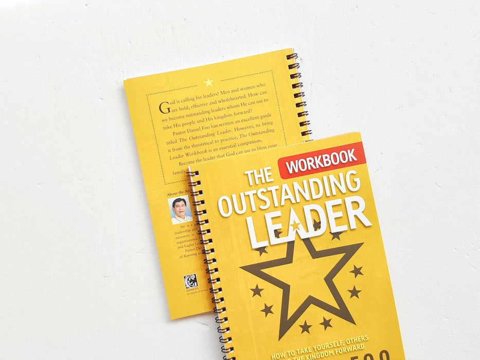 The Outstanding Leader Workbook - Localbooks.sg