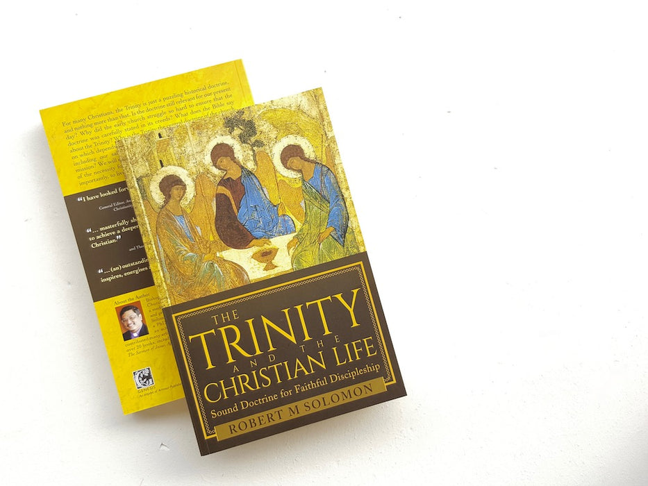 The Trinity and the Christian Life - Localbooks.sg