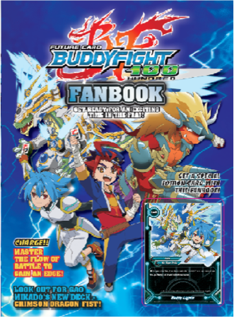Future Card Buddyfighter / Cardfight!! Vanguard - Localbooks.sg