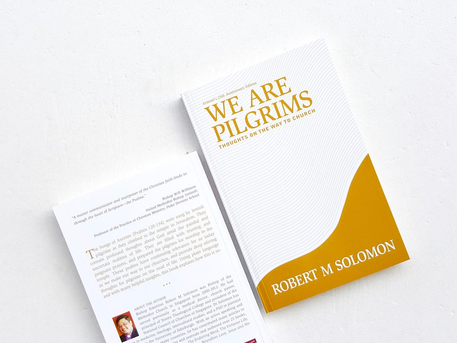 We Are Pilgrims - Localbooks.sg