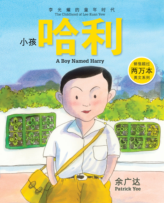 A Boy Named Harry: (Chinese)