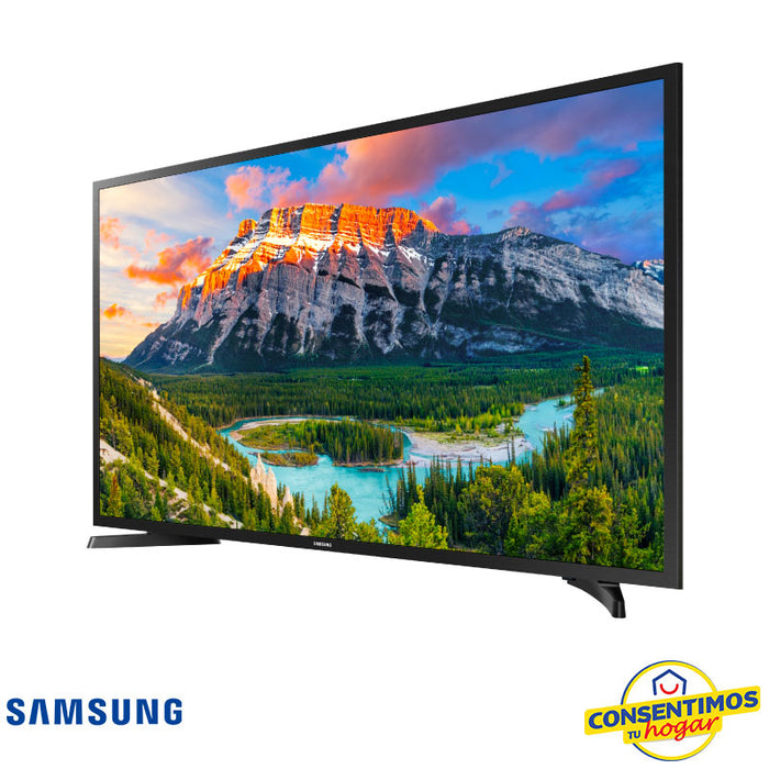 "Televisor Samsung 43"" LH43BENELGA/ZX Smart Tv LED FULL HD"