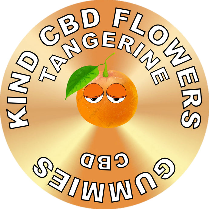 Orange Tangerine CBD Gummies