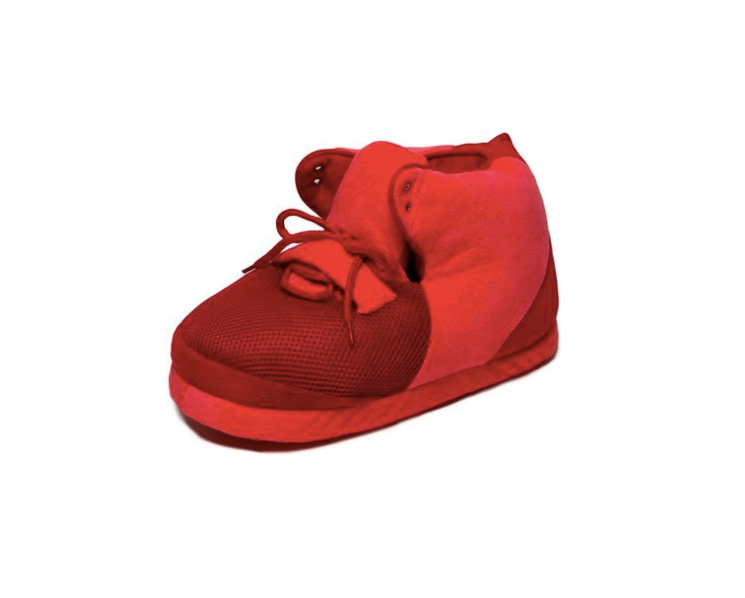 Red October Slippers