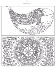 Adult mindfulness coloring books (set 4) by Heed Need