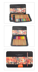 Richly pigmented Marco Renoir colored oil pencils in small to large packs by Heed Need