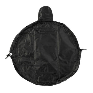 A large capacity portable drawstring storage magic travel pouch by Heed Need