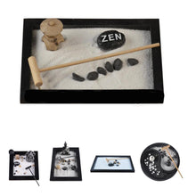 Choose a peaceful zen mini garden kit to help you de-stress by Heed Need