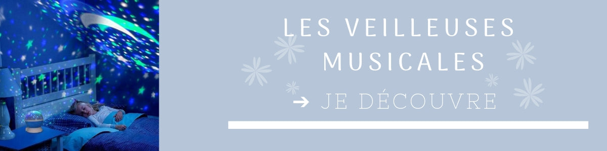 Les veilleuses musicales