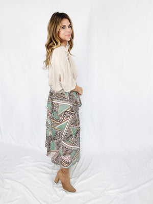 Riley Midi Skirt