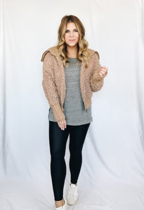 Cheyenne Teddy Jacket