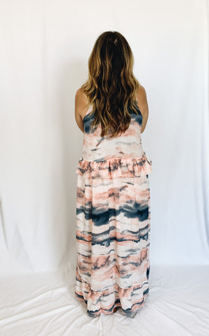 Katie Tie Dye Dress