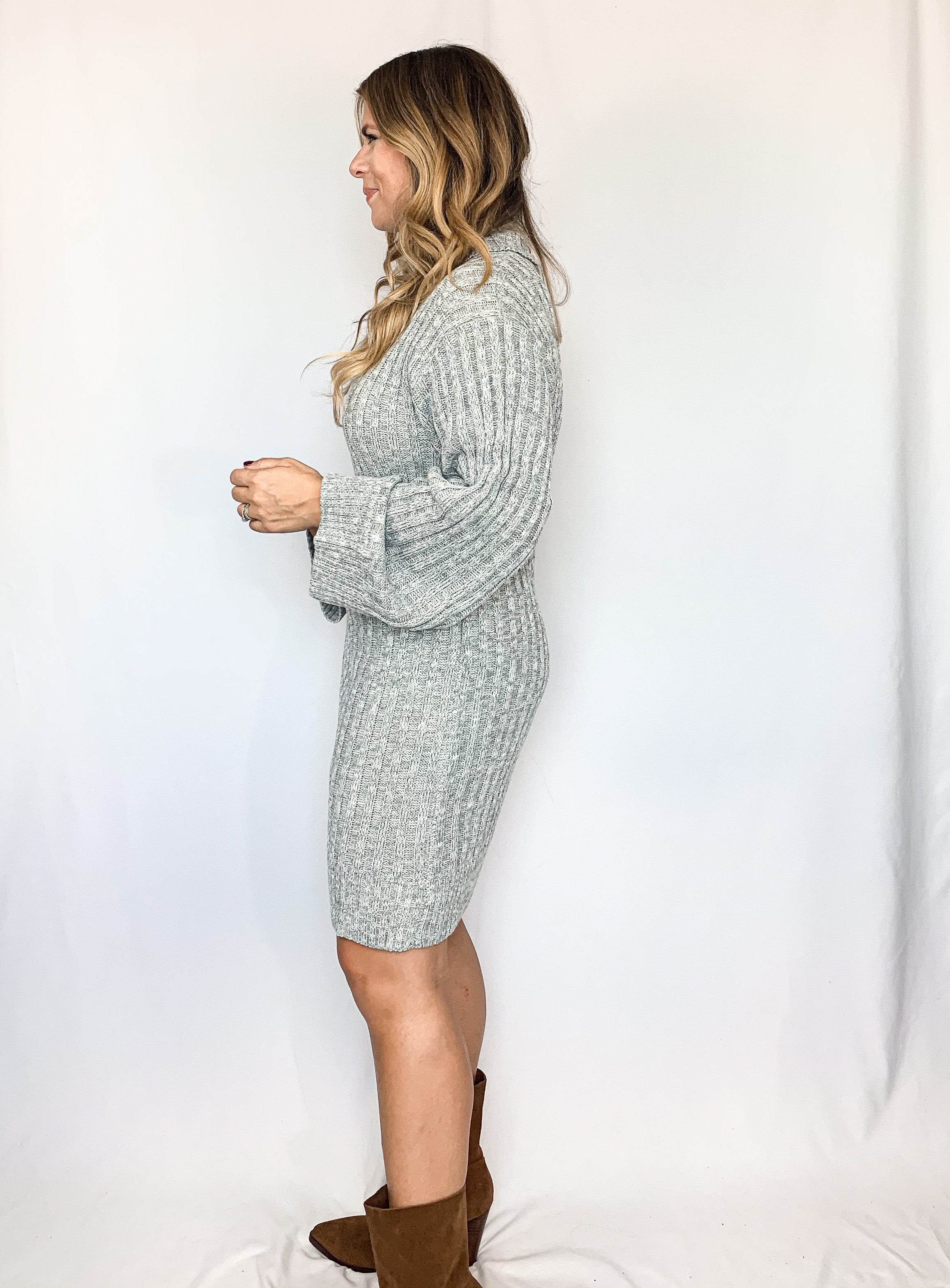 Ryan Sweater Dress