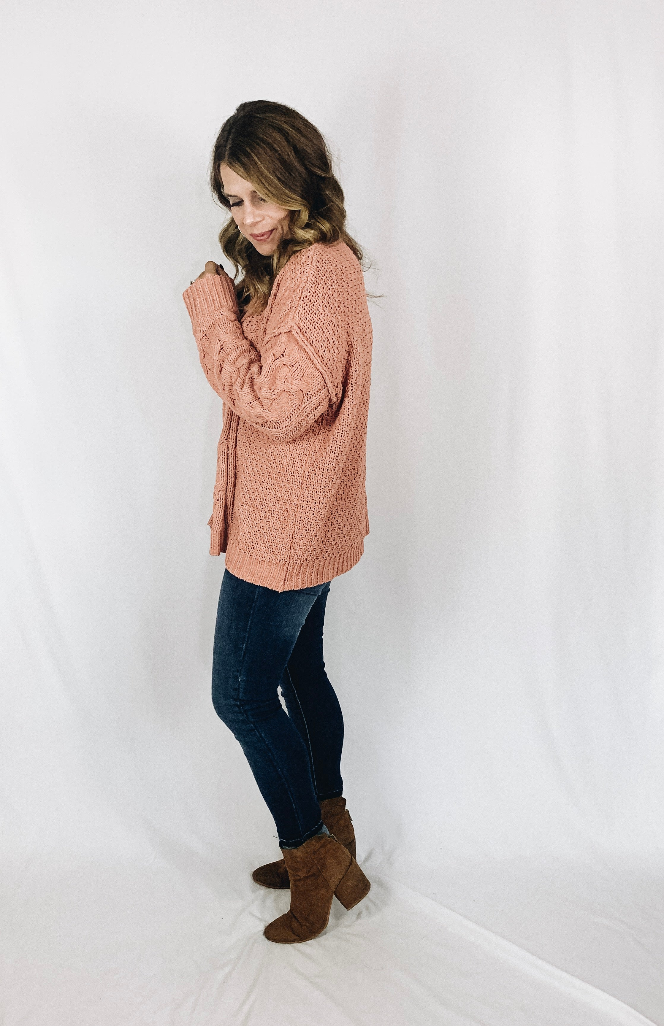 Brooke Chenille Sweater