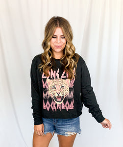 Rock n' Roll Cheetah Long Sleeve