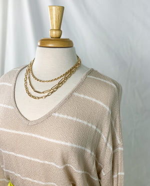 Jane Gold Layered Necklace